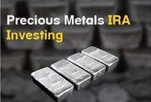 Precious Metals IRA / Our dedicated team at Bullion Exchanges is here to make things as simple as possible when it comes to funding your IRA. Contact us today and find out more about how you can generate profit and secure your future via your IRA.