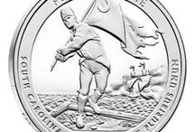 America The Beautiful / The United States Mint released its America the Beautiful Quarters Program in 2010 boasting stunning depictions of beloved national parks, forests and historical monuments. Check out our entire collection at BullionExchanges.com!