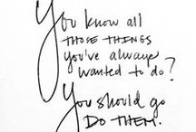 »Quotes«