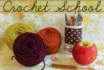 »Knitting and crocheting«