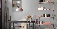 Hyggelig Einrichten und Wohnen / Inspiriert vom skandinavischen Interior-Design hat sich der Trend zum hyggeligen Einrichten weltweit verbreitet. Tapeten und Wandfarben sind dabei wichtige Gestaltungsmittel.