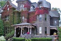 Victorian/Gothic House