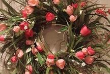 wreaths / by Linda Sumruld