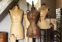 Dress Forms / by Linda Sumruld