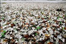 Sea Glass & Bottles / by Shannon Niemeyer