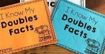Math for Elementary School / All Things Math Related for first, second and third grade.