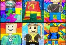 Art for Elementary Students / All things art related