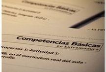 Competencias Básicas / Recursos sobre las Competencias Básicas