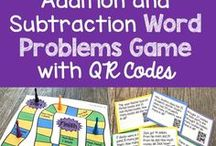 QR Code Activities / This board includes activities for all subjects using QR codes.