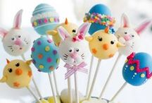 Easter Ideas / Creative ideas for celebrating Easter with your kiddos.  Crafts, games, food and more! / by Charming Lola