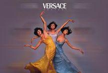 Versace fashion / - Italian fashion company and trade name -