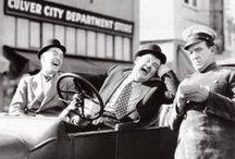 Fav. Black & White Films / - Laurel and Hardy - Charlie Chaplin -