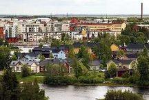 My Home city - Oulu / - Oulu, Finland -