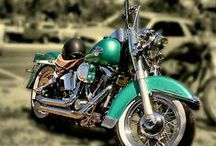 Motorcycles - Motorky