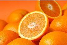 Orange Wonderland / - Pin everything orange - Invite others to join us -