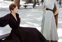 Vintage Beauty, Fashion & Life