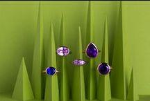 Jewellery displays / Innovative shop displays for jewellery