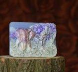 Moje mýdla / Taky mě to postihlo, nádherná tvůrčí práce s výrobou mýdla.