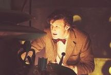 Doctor Who...