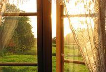 Prettiest windows & views to love