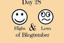 Blogtember 2014