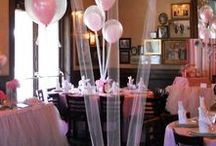Party Ideas / Party Inspiration and Party Ideas