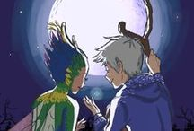 Rise of The Guardians...