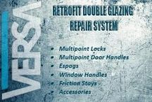 Versa Double Glazing Repair Products / Versa wanted to help save you time and money by eliminating the need to return to site twice. It is time consuming and costs money to have to return to a job because you didn't have the right part on your van. Even worse, is trying to source a part that has been discontinued. That's why they have produced a range of door and window hardware that has been specifically designed to replace most double glazing hardware currently available in the UK.