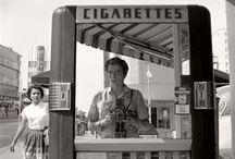 Vivian Maier - Self Portraits