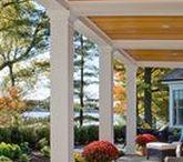 Patios, Porches & Outside Spaces