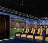 Home Cinema/Theatre or Media Room