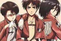 shingeki no kyojin // / arts from attack on titan/shingeki no kyojin //