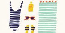 Seasons - Summer / Barbecues, long weekends or sunbathing in the garden – the Khoollect team are ready for the summer.