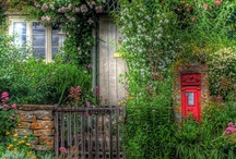 england - cottages and ...
