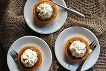 Fall Sweets