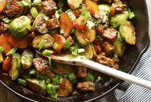 Vegetable/Side Dishes
