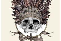 Skull  / by Lisa & Lola
