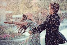 Rain / by Lisa & Lola