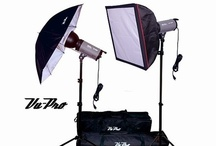 Photography Lighting Equipment / Photography studio lighting kits and equipment. Including: Strobe Lighting, Continuous Lighting all for the studio professional photographer to the newest armature. Great quality photo equipment at great prices!