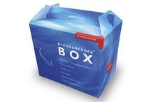 """Blessurehoek® BOX / Blessurehoek® BOX, het concept voor samenwerking met de huisarts. Het concept """" Blessurehoek® BOX """" is speciaal ontwikkeld voor de huisarts, en is een prachtig instrument om de patiënt te informeren over de productmogelijkheden bij veel voorkomende indicaties."""