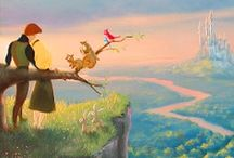 Disney / by Kelly Gallegly