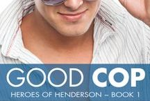 """Good Cop Inspiration / Book 1: """"What happens when best friends fall for the same girl?"""""""
