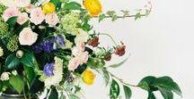 Decoración floral para bodas / Las flores como elemento indispensable en un evento