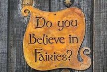 fairies and Elves and Trolls