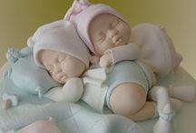 BABY SHOWER IDEAS / by Tina Richer