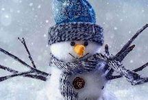 snow pics and Christmas