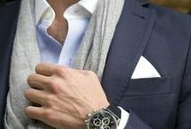Men's Business Fashion / Youthful, trendy and modern business man clothings
