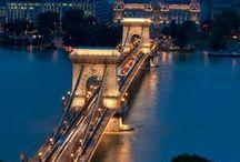 Budapest / Budapest capital of Hungary