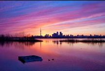 Beautiful Toronto (and the area) / Toronto is one of the most beautiful cities in the world. Visit us one day when you are in the area! http://esimplified.ca