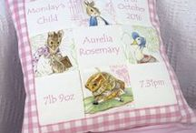 Beatrix Potter / Our gorgeous range of Beatrix Potter cushions & gifts alongside the beautiful illustrations that inspire us.